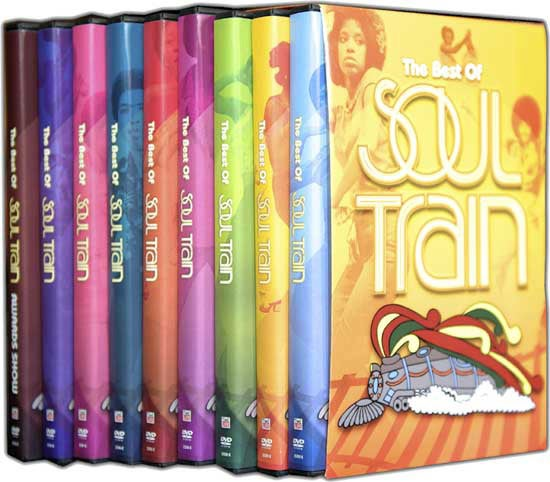 The Best of Soul Train (DVD)