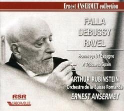 Orchestre De La Suisse Romande - A Tribute to Spain