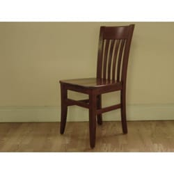 Perfect Jacob Solid Wood Dining Chairs (Set Of 2)