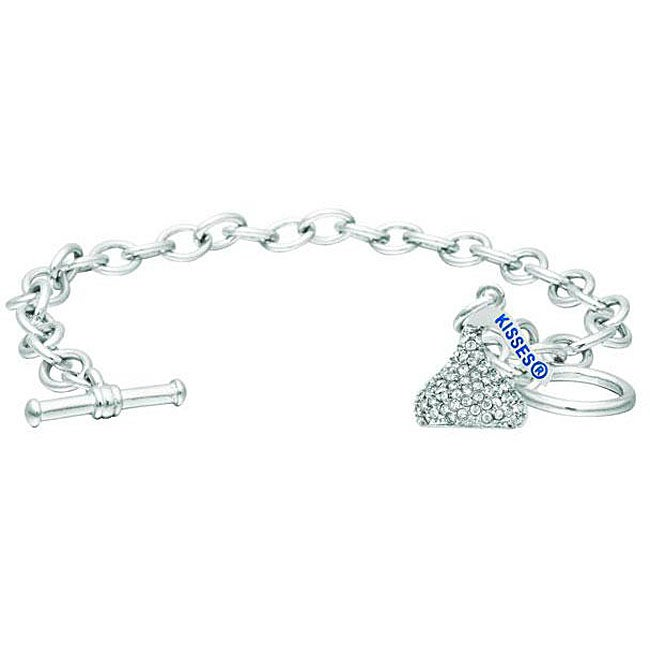 Base Metal Hershey X27 S Kiss Bracelet