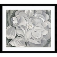 Shop georgia okeeffe the white calico flower canvas art free framed art print the white calico flower 1931 by georgia okeeffe mightylinksfo