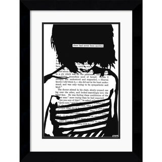 John Clark 'There Had Never Been Another' Framed Art Print