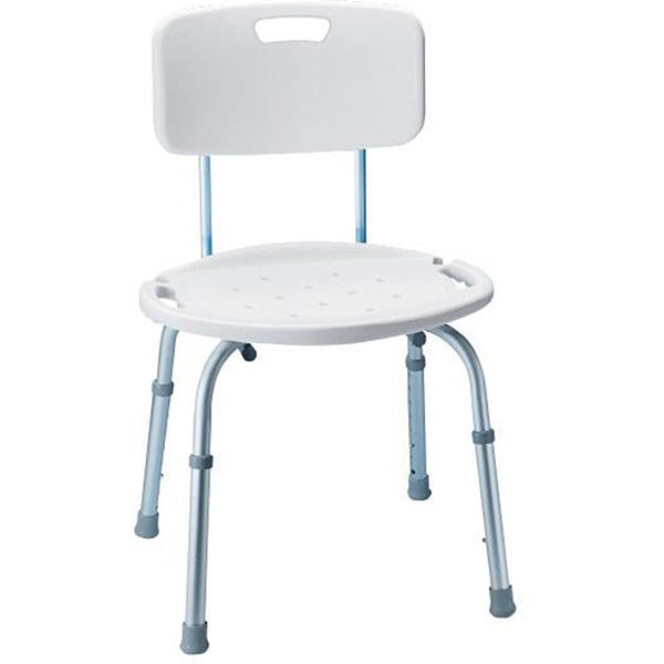 Carex Adjustable Bath and Shower Seat - Free Shipping Today ...