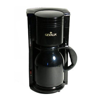Gevalia 8 Cup Black Thermal Carafe Coffee Maker Ping The Best Deals On Makers