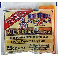 Portion 2.5-oz Popcorn Packs (Case of 24)