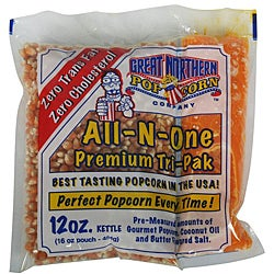 Portion 12-oz Popcorn Packs (Case of 24)