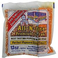 Portion 12-oz Popcorn Packs (Case of 24)