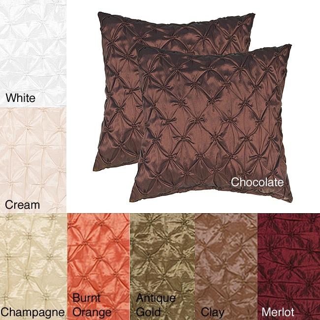 Zanzibar 18-inch Decorative Pillows (Set of 2)