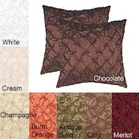 Zanzibar 18-Inch Decorative Throw Pillows (Set of 2) - Free Shipping Today - Overstock.com ...