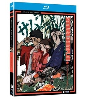 Samurai Champloo: The Complete Series Box Set (Blu-ray Disc)