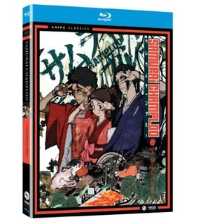 Samurai Champloo: The Complete Series Box Set (Blu-ray Disc)