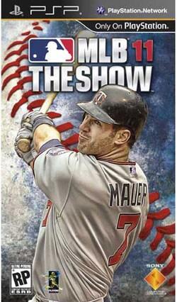 PSP - MLB 11: The Show