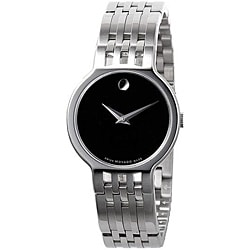 Movado Women's Esperanza Stainless Steel Watch