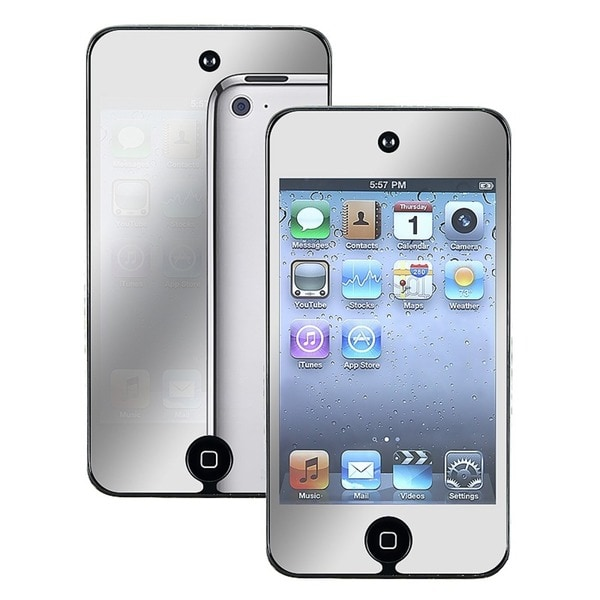 INSTEN Mirror Screen Protector for Apple iPod Touch 4