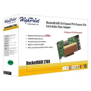HighPoint RocketRAID 2760 24-port SAS Controller|https://ak1.ostkcdn.com/images/products/5612681/P13373042.jpg?impolicy=medium