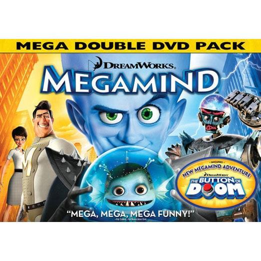 Megamind/Megamind: The Button Of Doom (DVD)