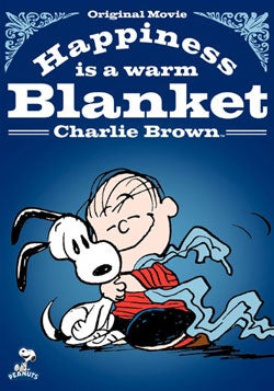 Happiness Is A Warm Blanket, Charlie Brown (DVD)