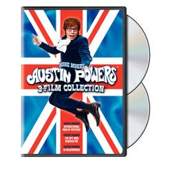 Austin Powers 1-3 Collection (DVD)
