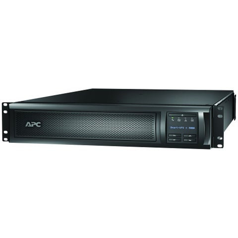 APC by Schneider Electric Smart-UPS X SMX3000RMLV2U 3000 VA Rack-moun