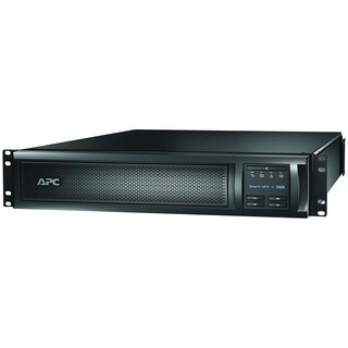 APC by Schneider Electric Smart-UPS X SMX3000RMLV2U 3000 VA Rack-moun