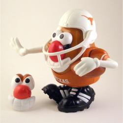 NCAA Texas Longhorns Mr. Potato Head - Thumbnail 0