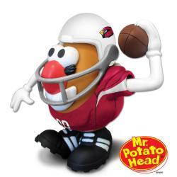 Arizona Cardinals Mr. Potato Head - Thumbnail 1