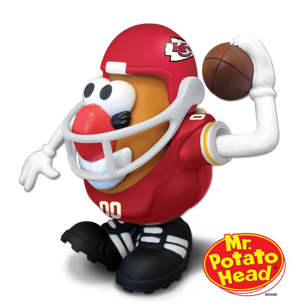 Kansas City Chiefs Mr. Potato Head