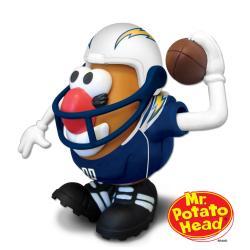 San Diego Chargers Mr. Potato Head - Thumbnail 2