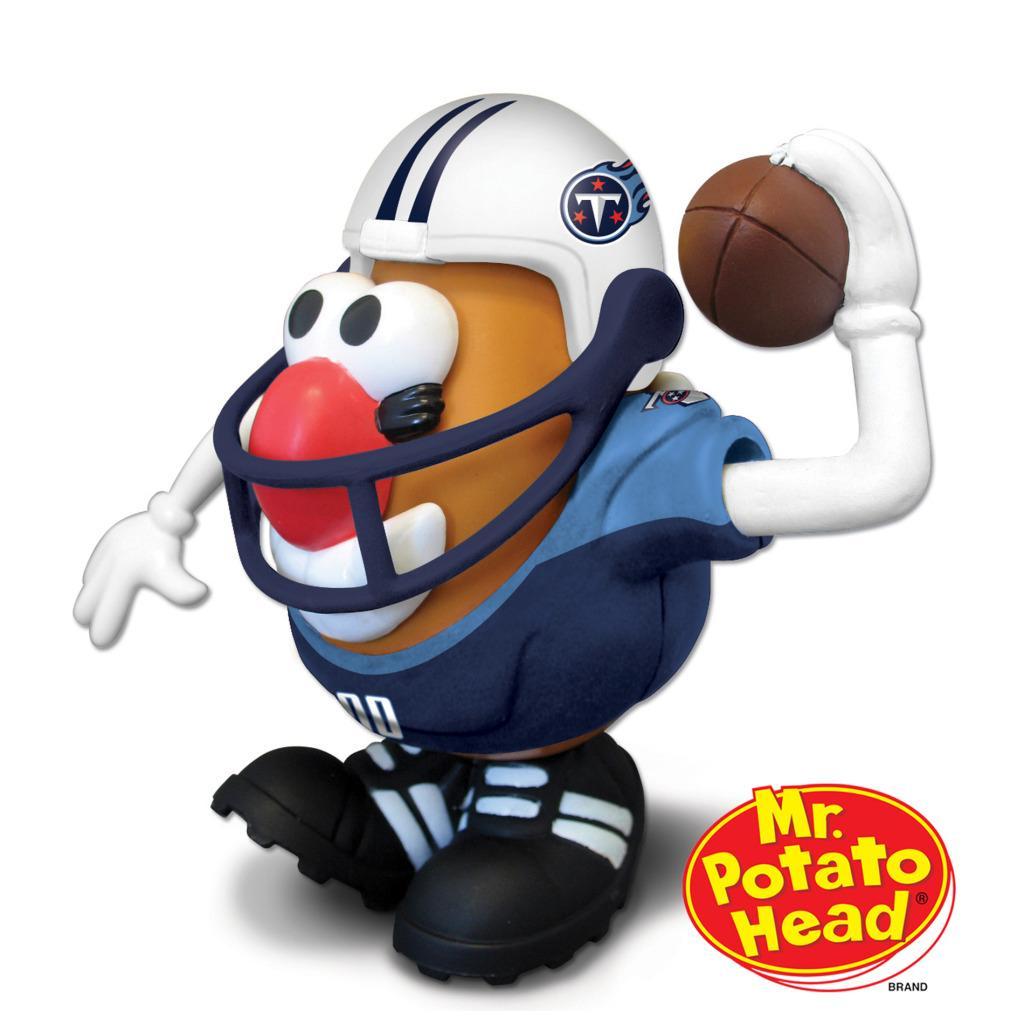 Tennessee Titans Mr. Potato Head