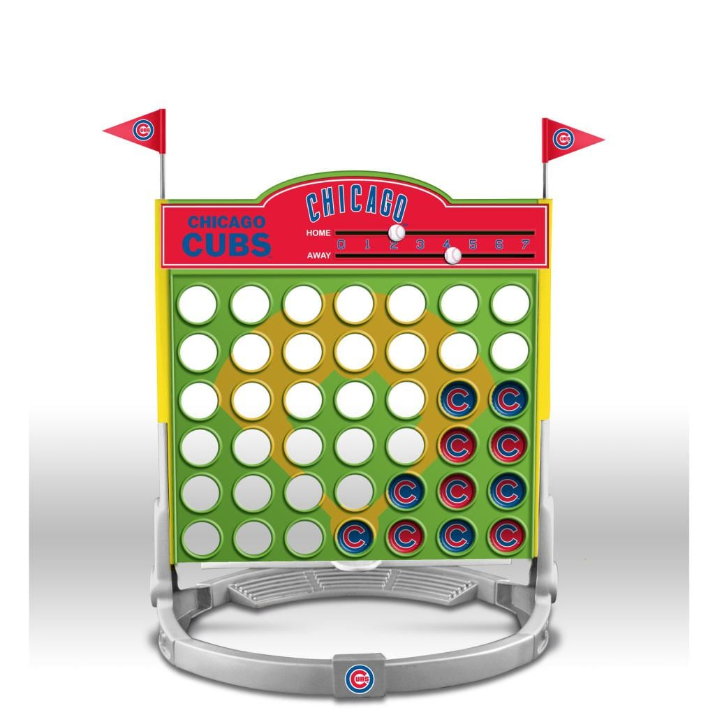 MLB Chicago Cubs Connect 4 Game
