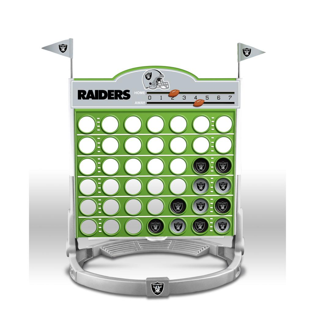 Oakland Raiders Connect 4