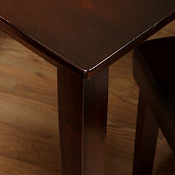 Eveleen Brown 7-piece Dining Table and Chair Set - Thumbnail 2
