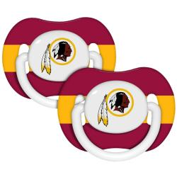 NFL Washington Redskins Pacifiers (Pack of 2)