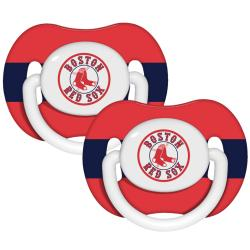 Boston Red Sox Pacifiers (Pack of 2) - Thumbnail 1