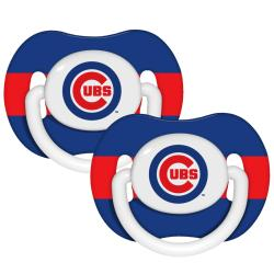 Chicago Cubs Pacifiers (Pack of 2) - Thumbnail 1