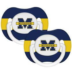 Michigan Wolverines Pacifiers (Pack of 2) - Thumbnail 2