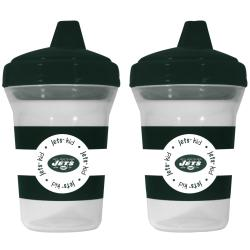 New York Jets Sippy Cups (Pack of 2) - Thumbnail 0