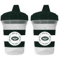 New York Jets Sippy Cups (Pack of 2)