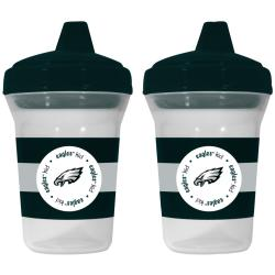 Philadelphia Eagles Sippy Cups (Pack of 2)