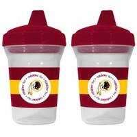 Washington Redskins Sippy Cups (Pack of 2)