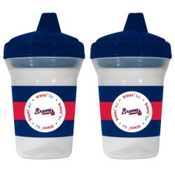 Atlanta Braves Sippy Cups (Pack of 2) - Thumbnail 0