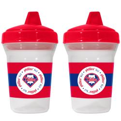 Philadelphia Phillies Sippy Cups (Pack of 2) - Thumbnail 1