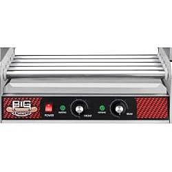 Big Dawg Commercial 5-roller Hot Dog Machine