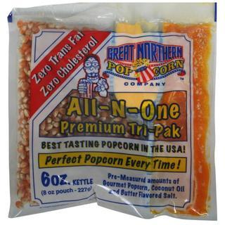 Great Northern 6-oz Popcorn Portion Packs (Case of 24)