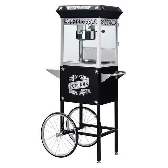 nostalgia popcorn machine directions