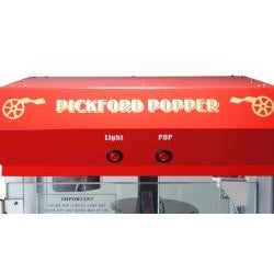 Red Pickford 6080 4-oz Bar Style Popcorn Machine - Thumbnail 1