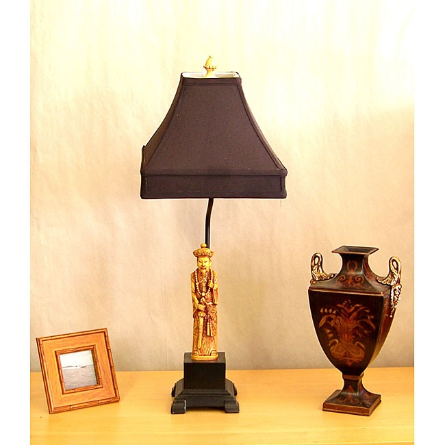Indoor 1-light Ancient Man Table Lamp