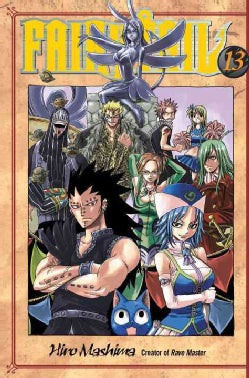 Fairy Tail 13 (Paperback)
