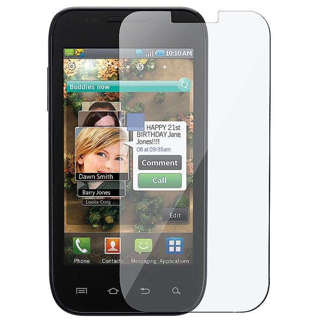 INSTEN Clear Screen Protector for Samsung Fascinate/ Galaxy S