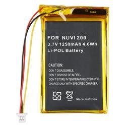 INSTEN Compatible Li-ion Battery for Garmin Nuvi